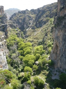 Monachil valley