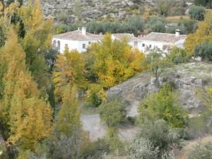 Aguas Blancas valley