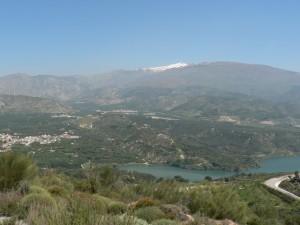 Lecrin Valley view