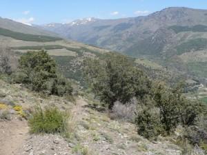 Trevelez valley