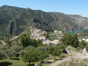 Barrio Alto of Guejar Sierra